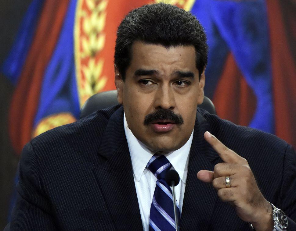 Trump Slaps Sanctions on Venezuela, the North Korea of South America