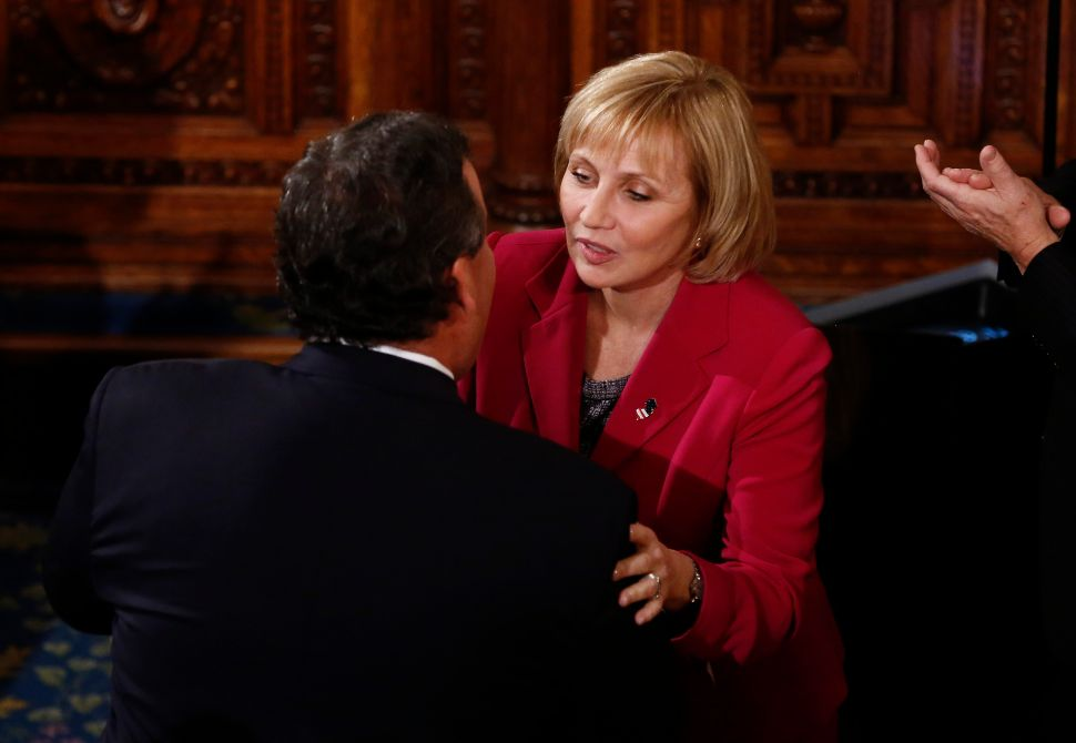 NJ Politics Digest: Christie Defends (But Doesn't Endorse) Guadagno
