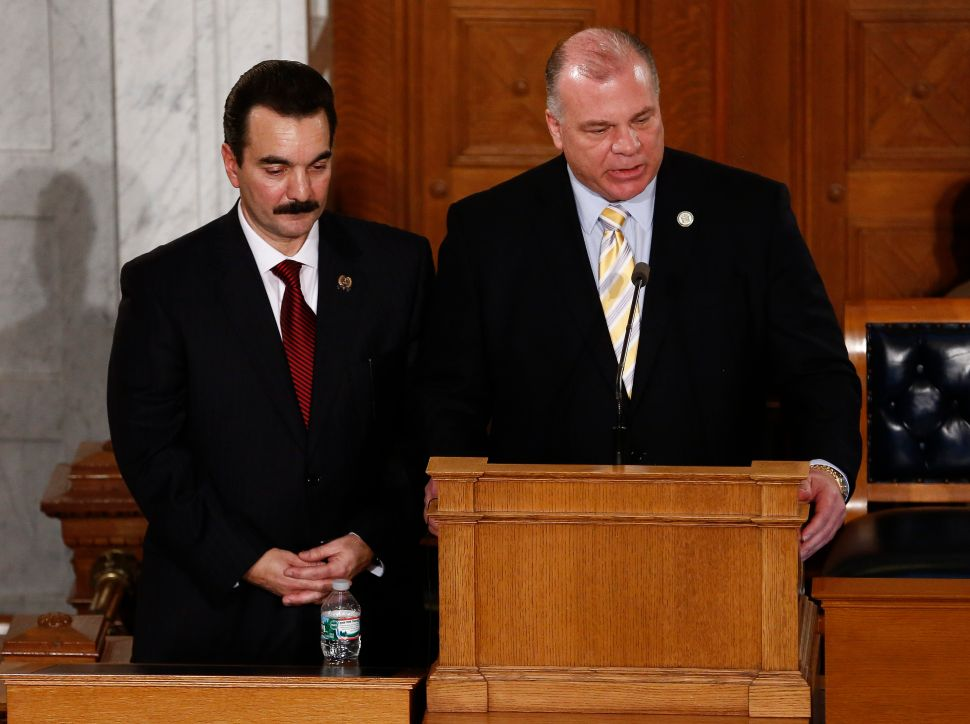 Prieto's Revenge: NJ Speaker Asserts Power After Coughlin Endorsements