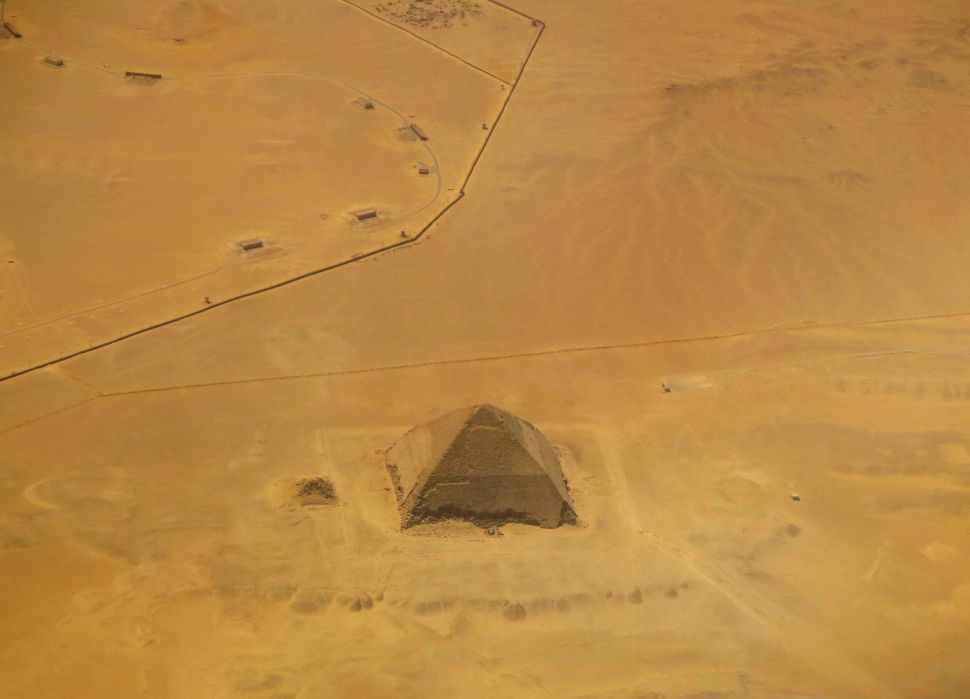3,700-Year-Old Egyptian Pyramid Was Probably Built for a Princess