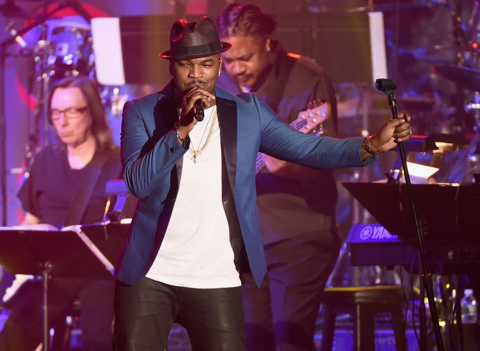Ne-Yo Joins Google, Facebook Alums as Mentor at Silicon Valley Coding Camp