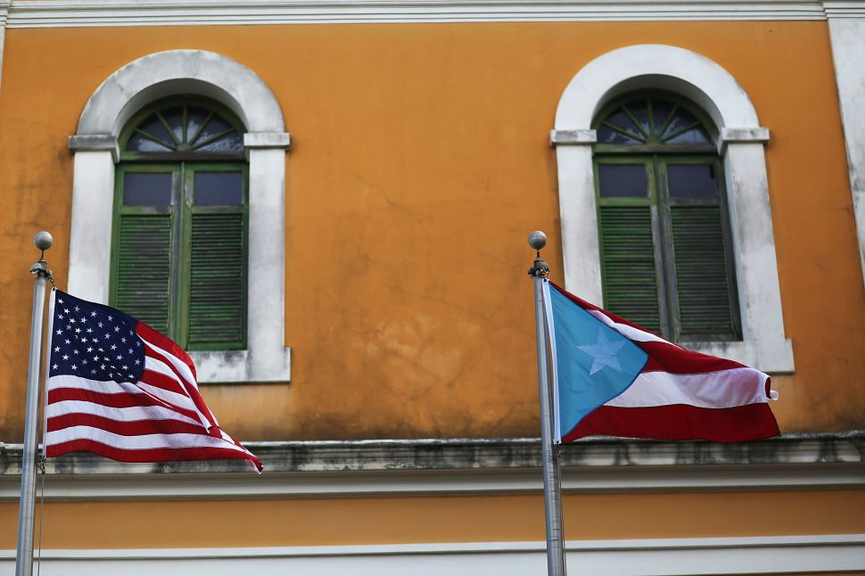 Puerto Rico's Debt Crisis Threatens the Rest of the US