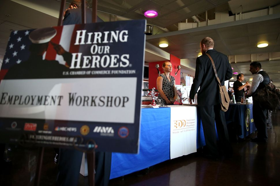 US Civil Service's Preference for Hiring Military Vets Comes at a Hidden Cost