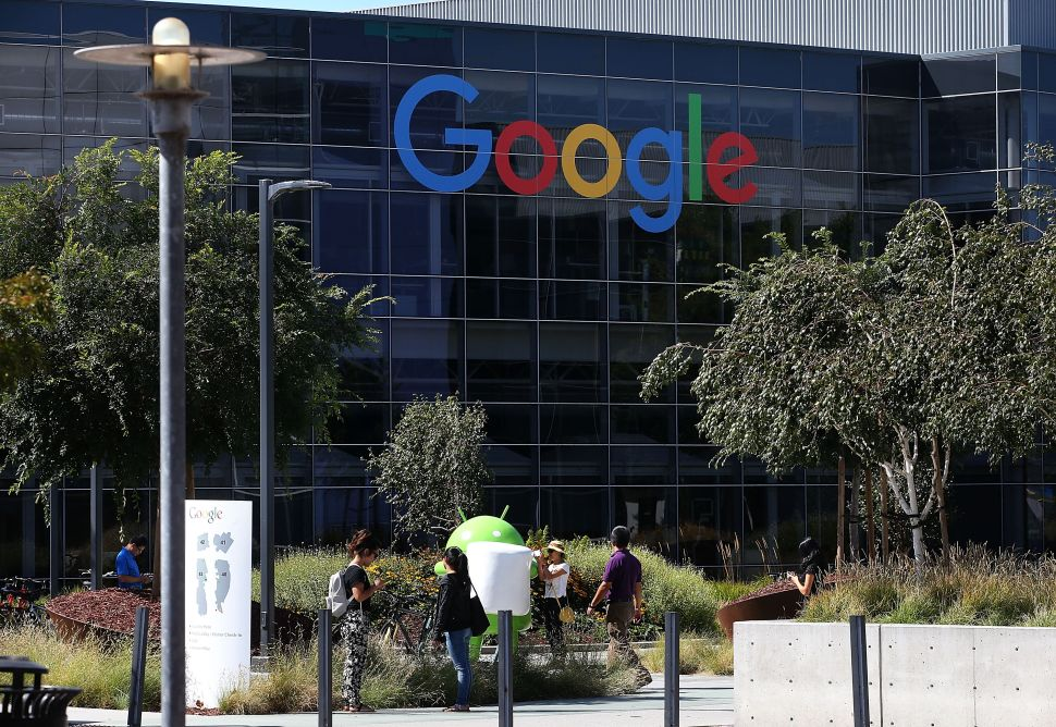 Ex-Google Employee Says Tech Giant Paid Female Teachers Less Than Men
