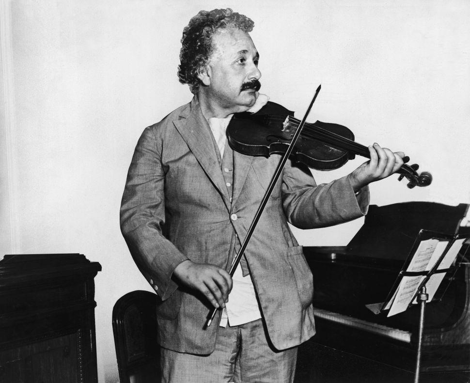 Einstein Was an Artist: How to Be Creative