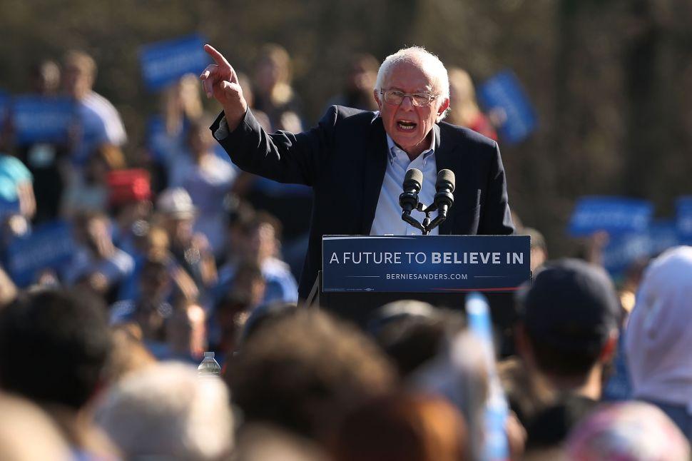 Bernie Sanders' Revolution Is Just Getting Started