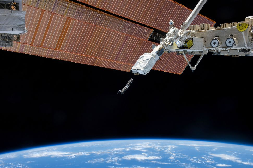 Small Satellite Revolution Brings Possibilities of Improvement for Life on Earth