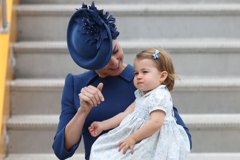 The Princess Charlotte Effect Is Very Real