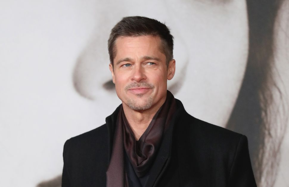Brad Pitt Makes a Fire Twice Daily; Buy Prince's Toronto Home