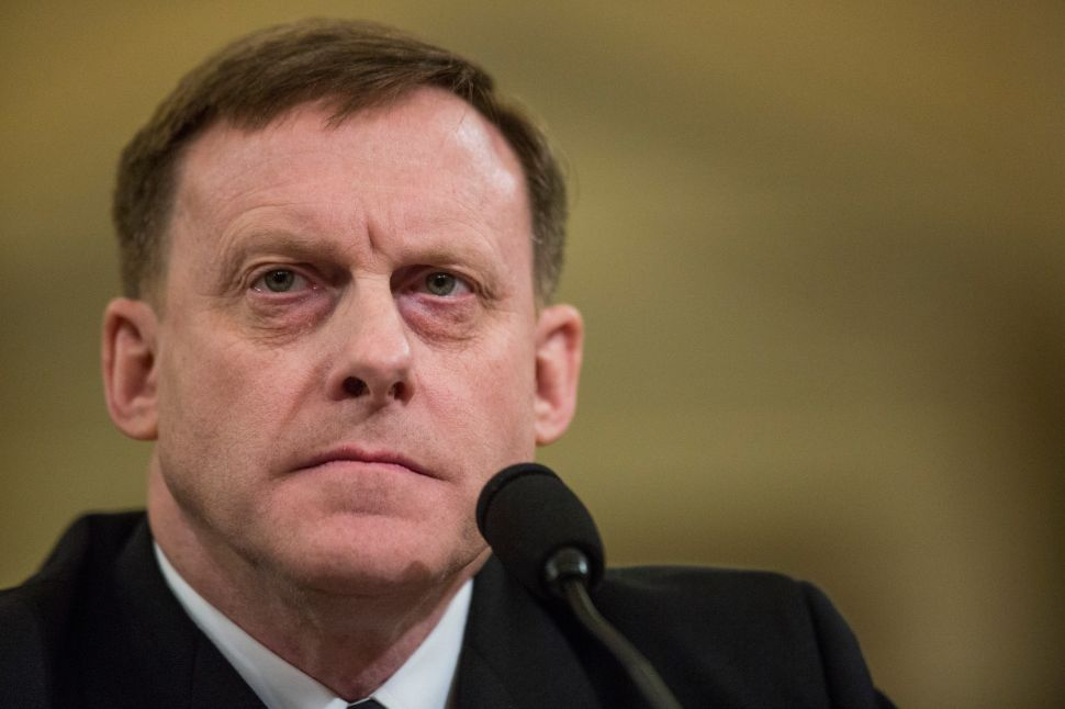 Exclusive: NSA Chief Admits Donald Trump Colluded With Russia