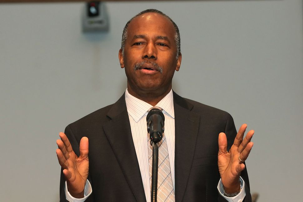 Ben Carson Finally Sold His Palm Beach House