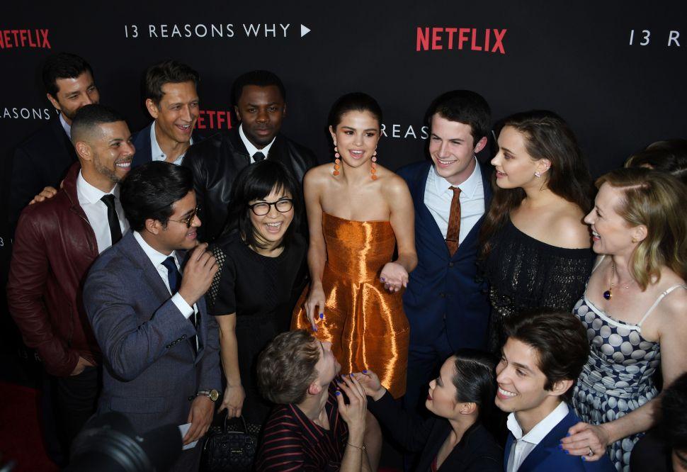 The '13 Reasons Why' Cast Lived Together; Jennifer Lawrence's Tribeca Rental