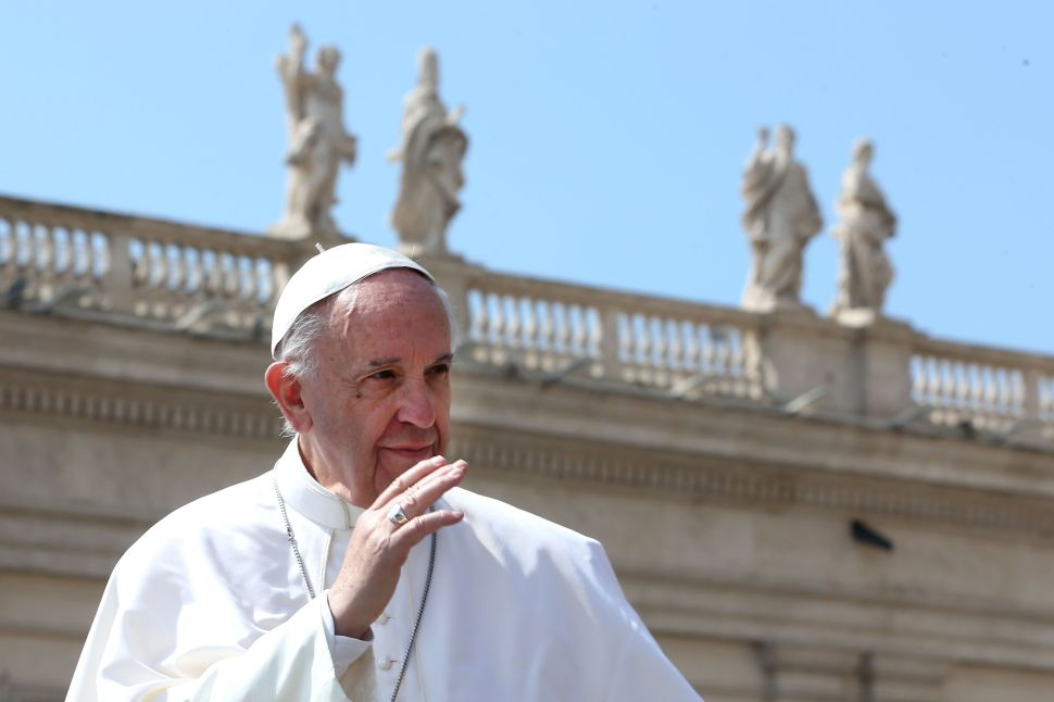 Two Key Takeaways From the Pope's TED Talk