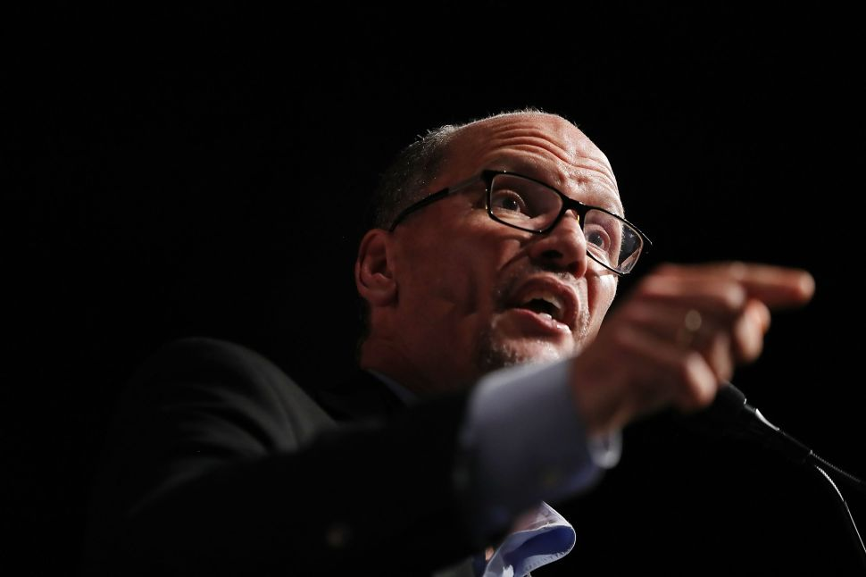 DNC Chair Tom Perez Implies It Will Take a King to Make Medicare for All a Reality