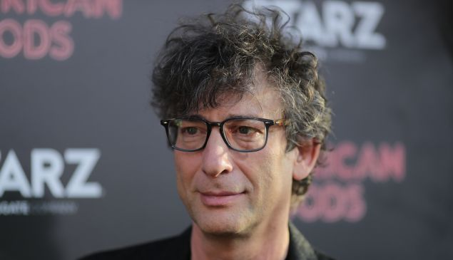 He's made American Gods must-watch TV. But can Neil Gaiman make the Cheesecake Factory menu required reading?