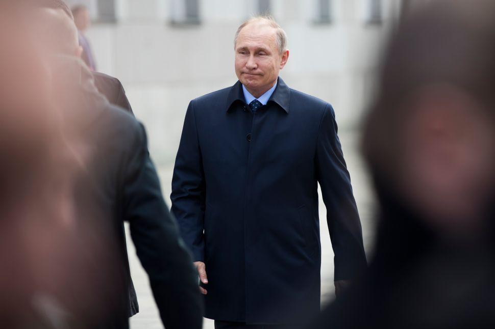 Putin Declares War on the West