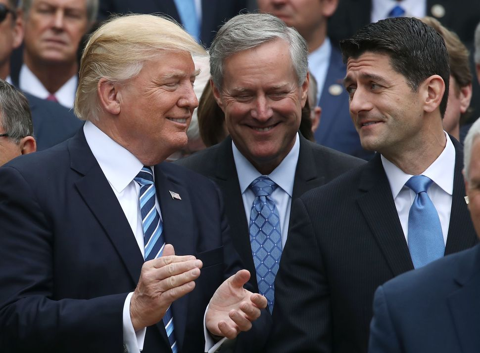 GOP Health Care Bill Does Not Make Rape a Pre-existing Condition