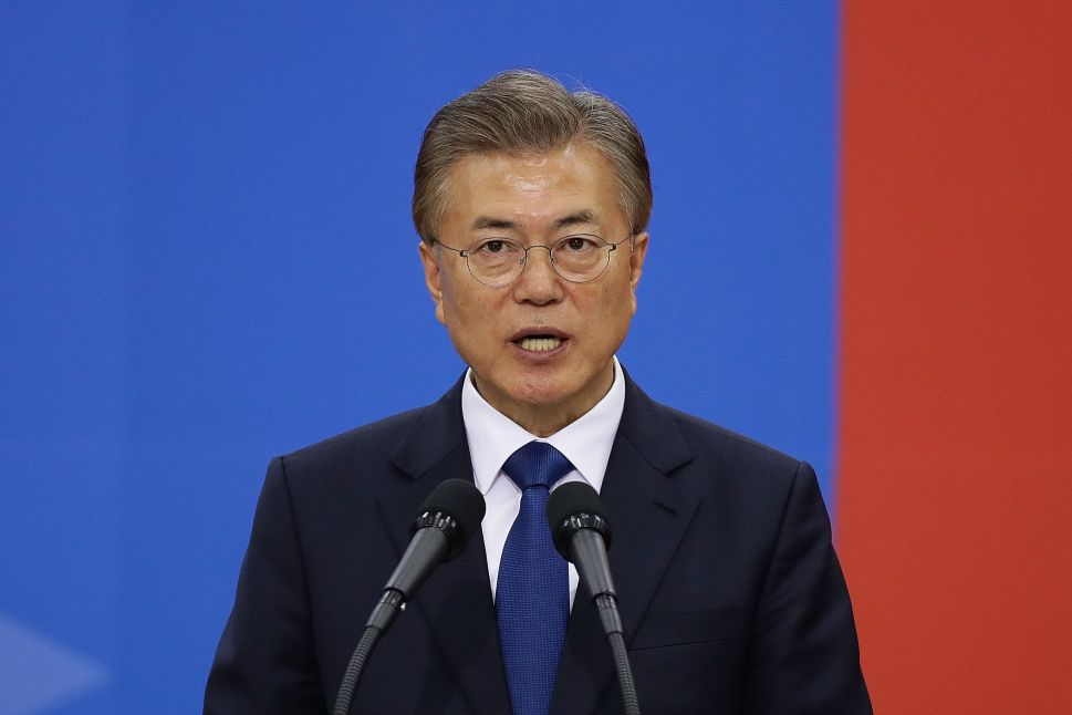 The Good News and Bad News About South Korea's New President