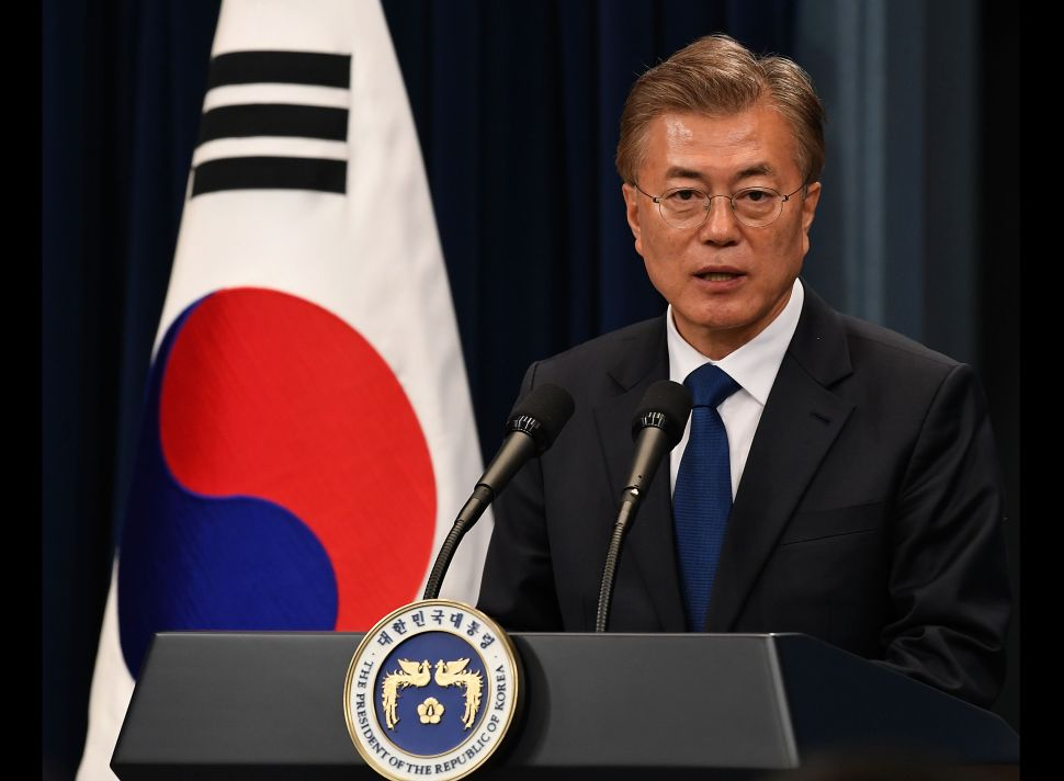 Four Challenges for Moon Jae-in, South Korea's New President