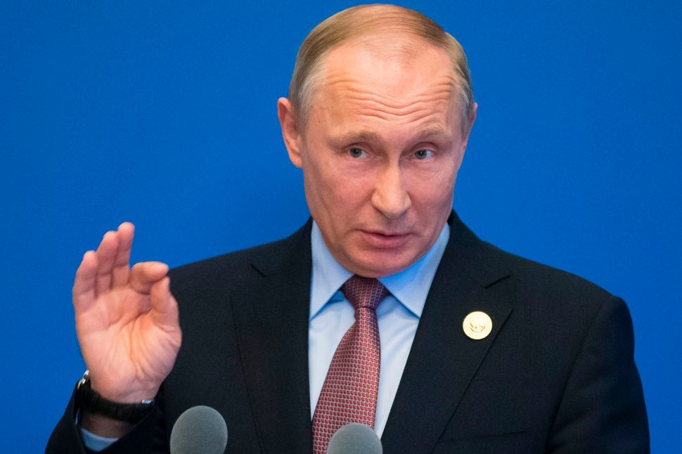 The East-West SpyWar as Viewed From Putin's Doorstep