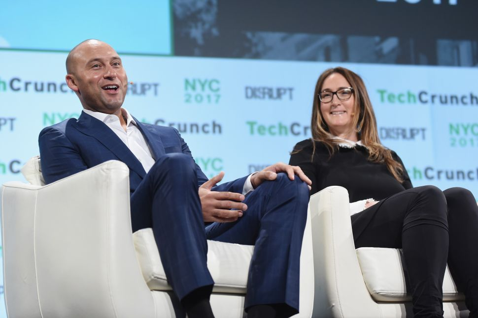 From Derek Jeter to Campaign Zero, TechCrunch Disrupt Is About Skirting the Media