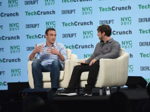 We're calling that this will be the most intense talk of TechCrunch Disrupt NY 2017.