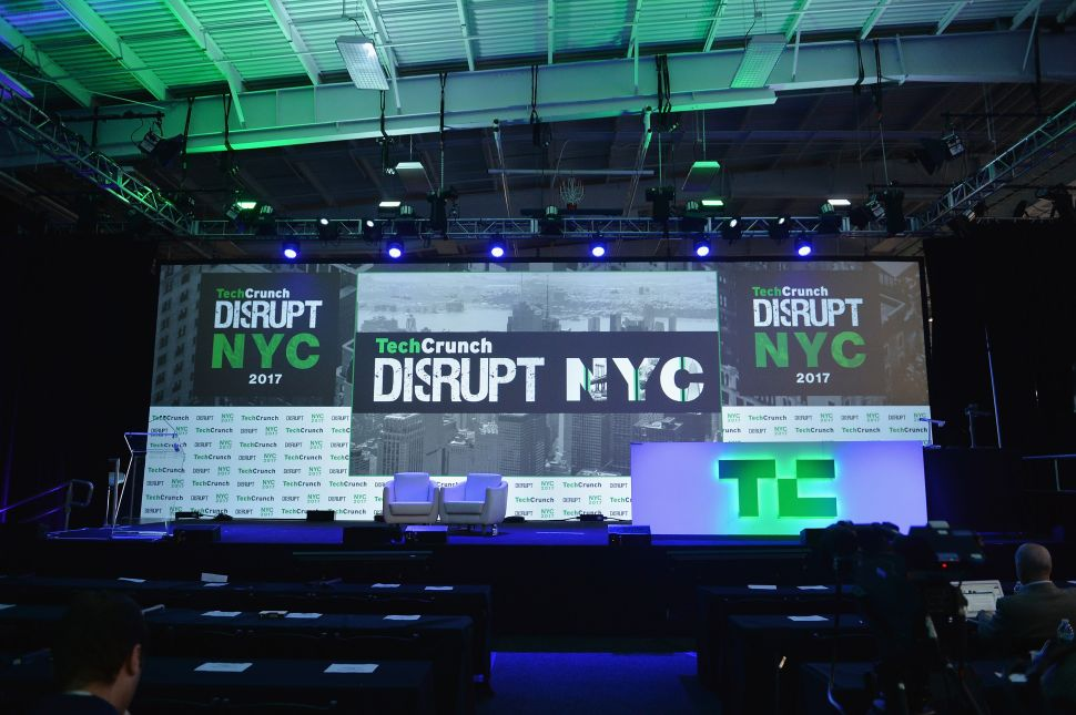 The 5 Coolest Startups We Discovered at TechCrunch Disrupt NY