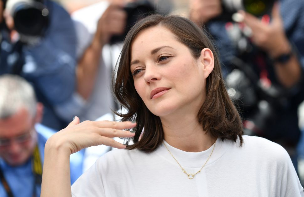 Marion Cotillard's Red Carpet T-Shirt Is From Paris' Coolest Brand