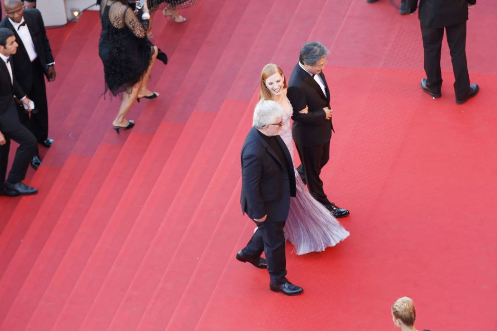 Some People, Faced With Their Own Fleeting Mortality, Don't Want Netflix at Cannes