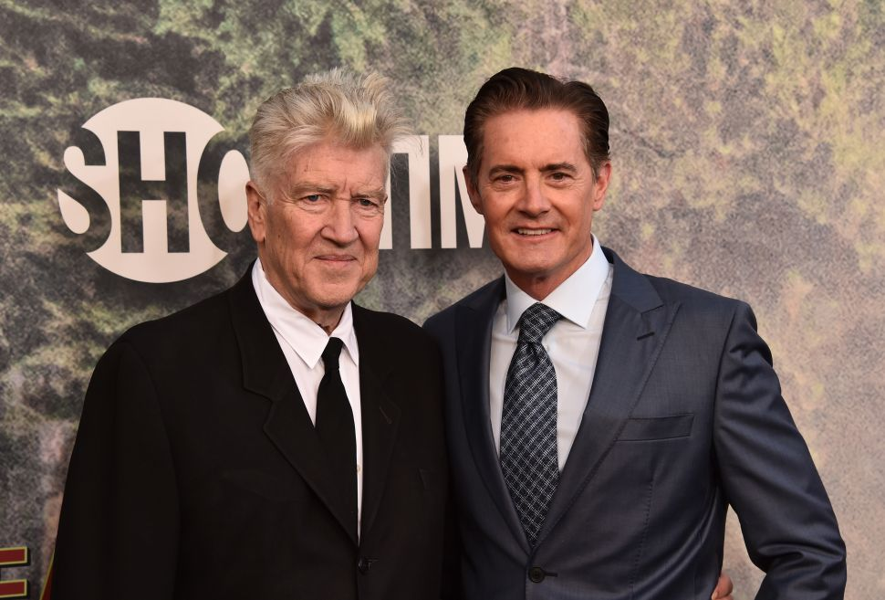 The 'Twin Peaks' Red Carpet Premiere: Some Damn Fine Coffee, Pie and a Side of Crazy