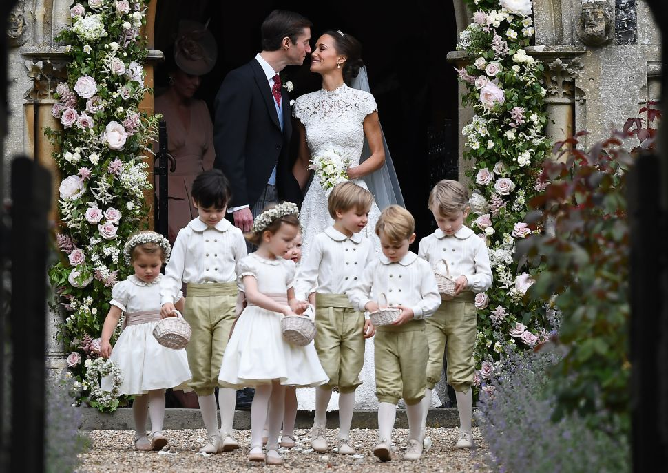 Every Outfit Seen at Pippa Middleton's Wedding