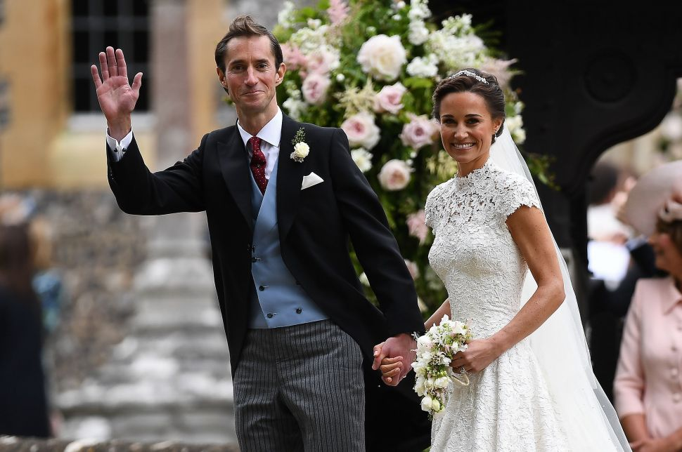 Pippa Middleton Took Honeymoon Inspo From the Obamas