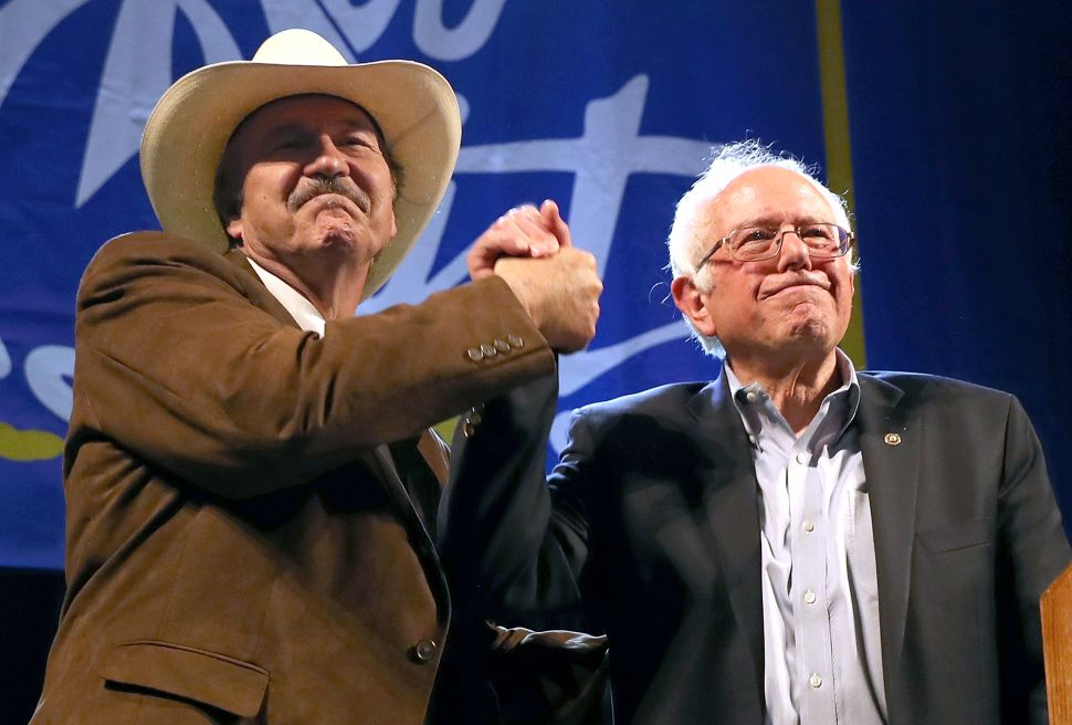 Berniecrat Rob Quist Aims for Revolution Against Democratic Establishment
