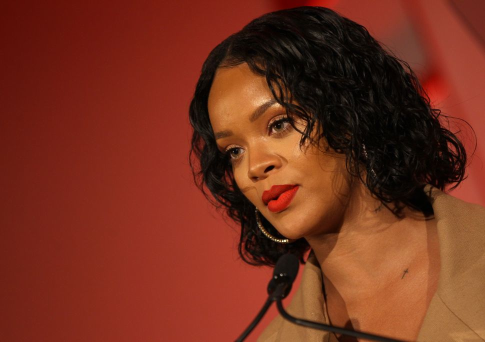 Barstool Called Rihanna 'Fat' and Really Got It Handed to Them