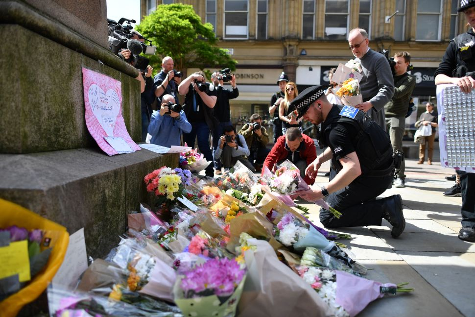 In Manchester, Terrorists Make Statement About Muslim Takeover of Europe