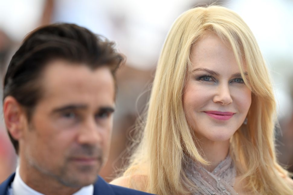 Cannes Film Festival Dispatches Part 3: Colin Farrell and Nicole Kidman Dominate