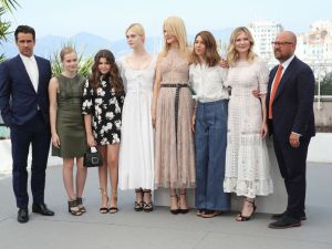 'The Beguiled' cast