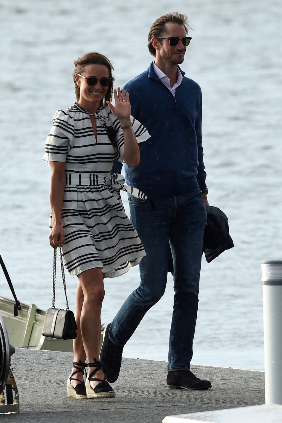 Pippa Middleton and James Matthews Are in Permanent Honeymoon Mode