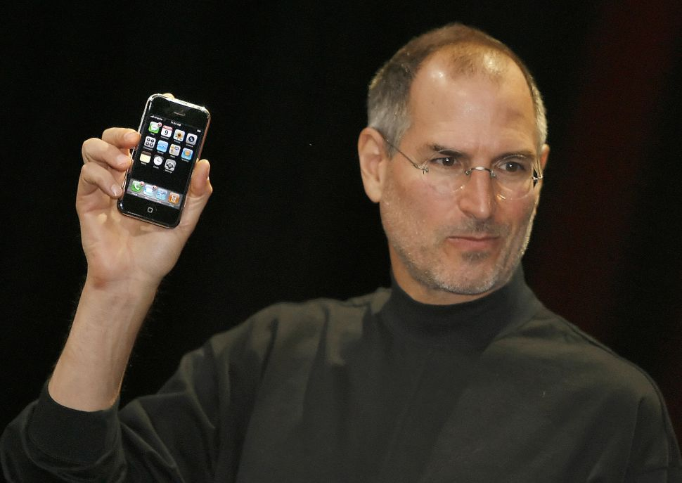 I Was There for the First iPhone Release 10 Years Ago