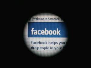 Facebook effectively creates personalized information bubbles for its users.