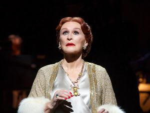 Glenn Close as Norma Desmond in 'Sunset Boulevard.'