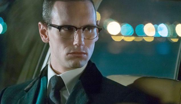 Cory Michael Smith as Edward Nygma.