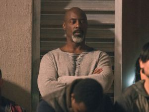 Isaiah Washington as Jaha.