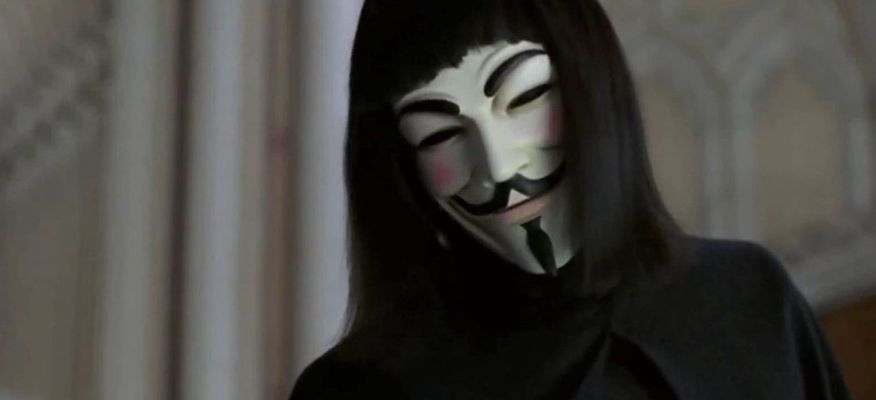 A Few Thoughts On V From V For Vendetta Observer