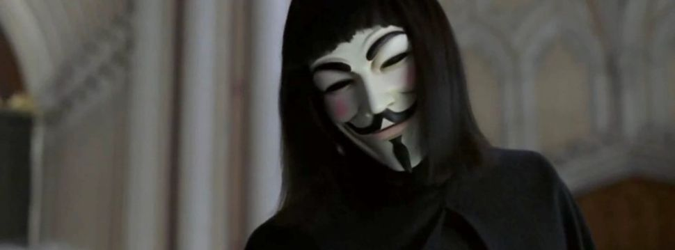 A Few Thoughts on V From 'V For Vendetta'