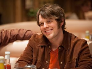 Jake Lacy as Nick in I'm Dying Up Here.