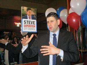 Steve Saperstein.