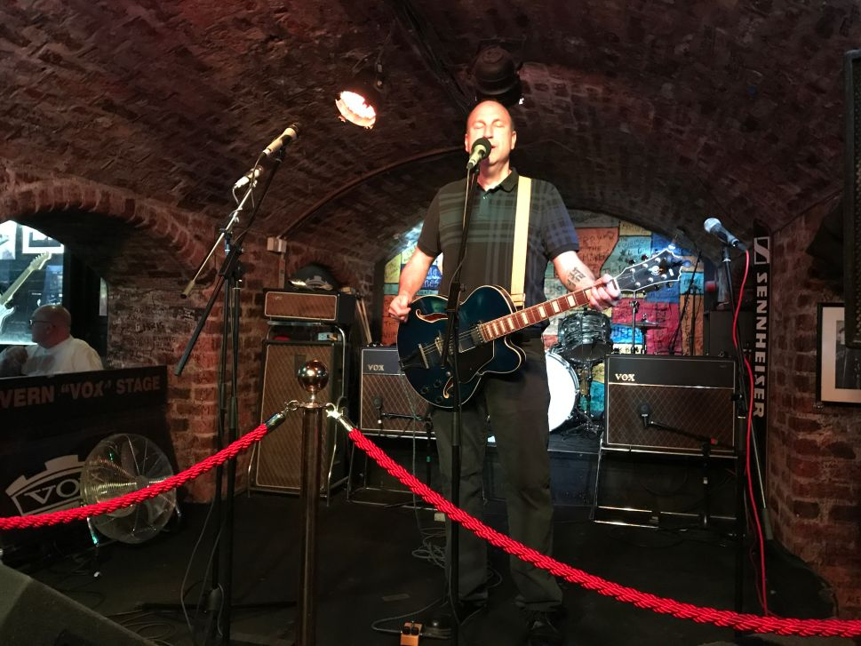 International Pop Festival Comes to Liverpool and Electrifies Legendary Cavern Club