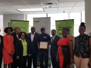 The city announced its 5,000th certified minority- and women-owned business enterprise in the Bronx today.