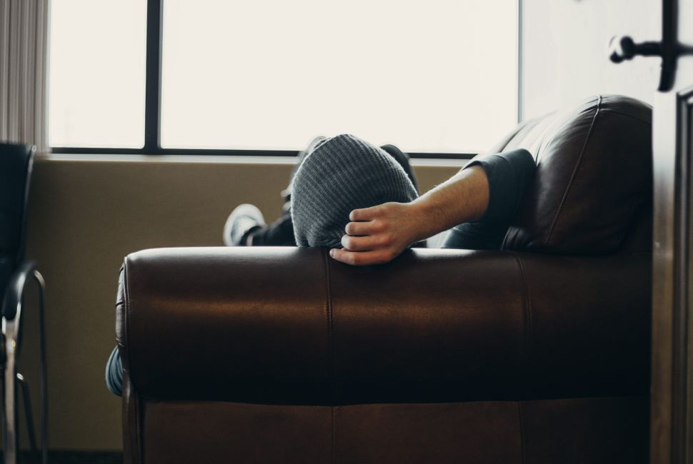 Being a Therapist Doesn't Mean I'm a Bastion of Perfect Mental Health